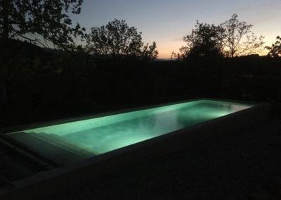 Bain de nuit